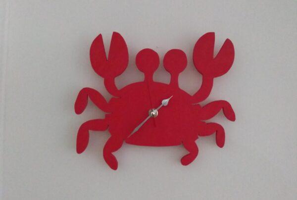 alt=kids-wall-clock-crab